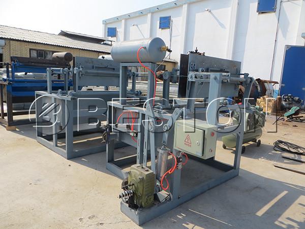 1500pcs Apple Tray Making Machine