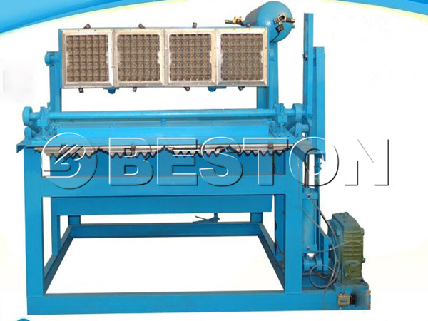 1500pcs Egg Tray Making Machine