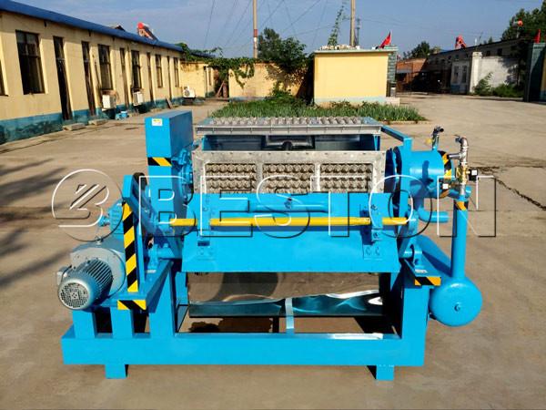 2500pcs Apple Tray Making Machine