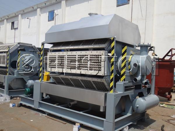 5000-7000pcs Apple Tray Making Machine