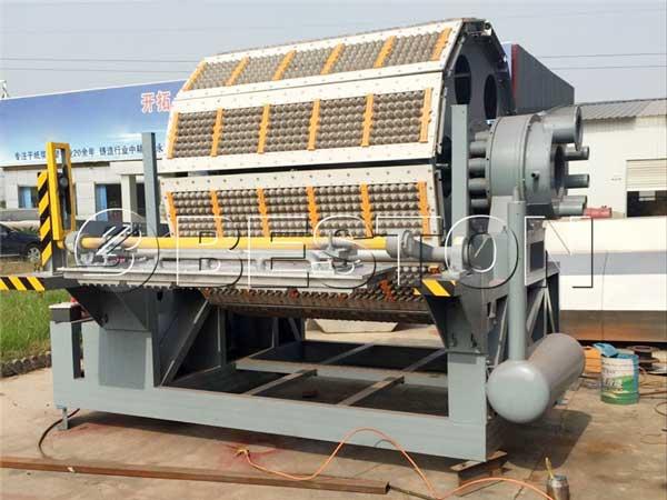 5500-7500pcs Automatic Egg Tray Machine
