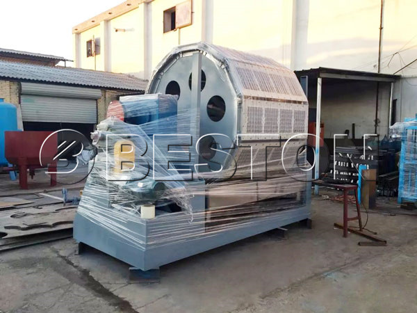5500-7500pcs Paper Egg Tray Production Line