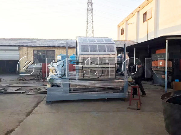 5500-7500pcs Pulp Moulding Machine