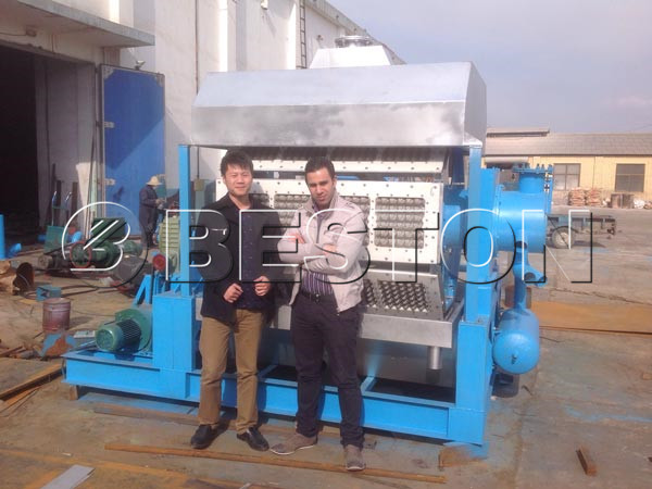 Algeria Customer Visit Us