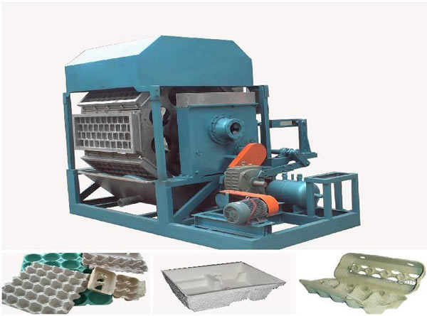 egg trays making machines