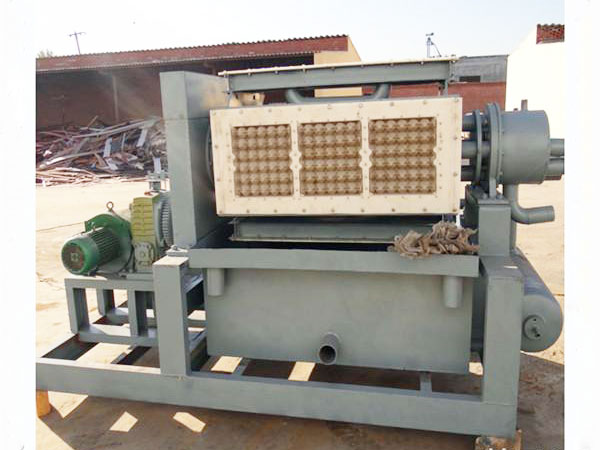beston egg tray making machine