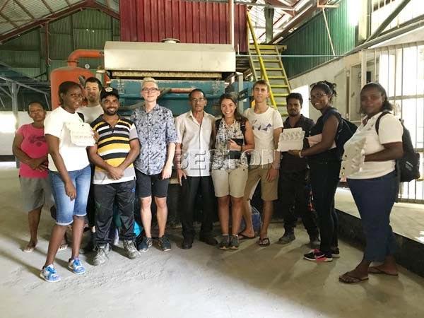Switzerland University Students Visiting