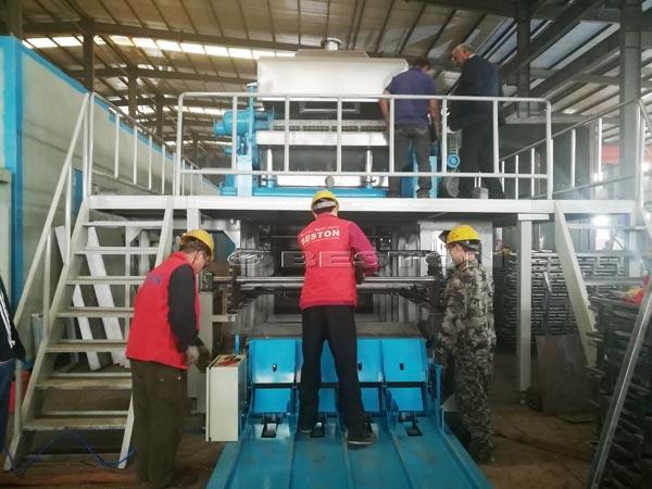 Visited Beston Factory