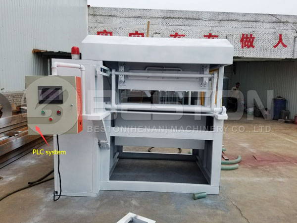 1000pcs Manual Egg Tray Making Machine