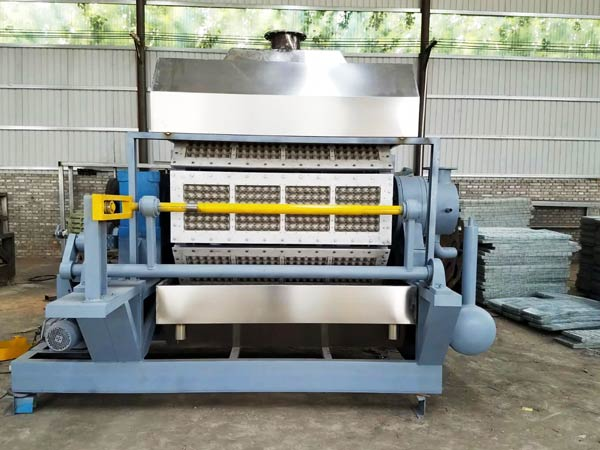 3500-4500pcs Paper Egg Tray Production Line