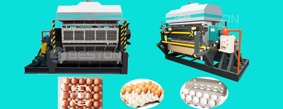 Egg Tray Production Line