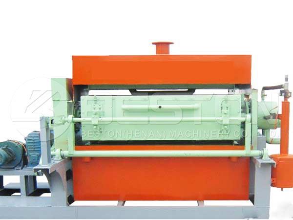 1000pcs Egg Carton Machine