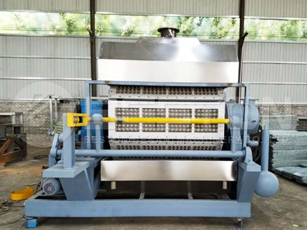 3000-4000pcs Egg Carton Machine