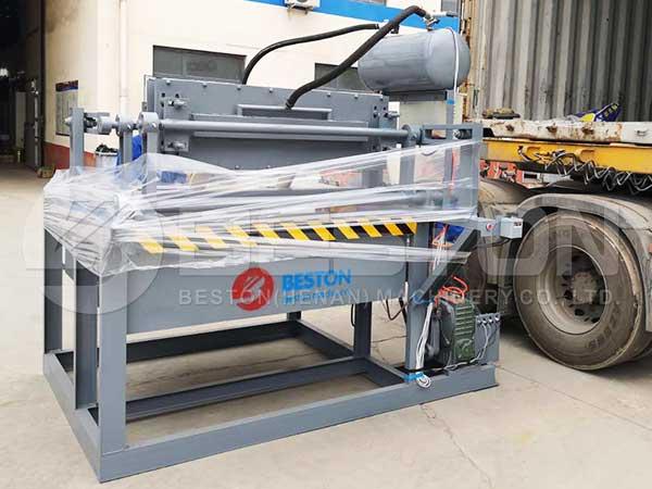 BTF-1-3 Egg Tray Machine To Ghana