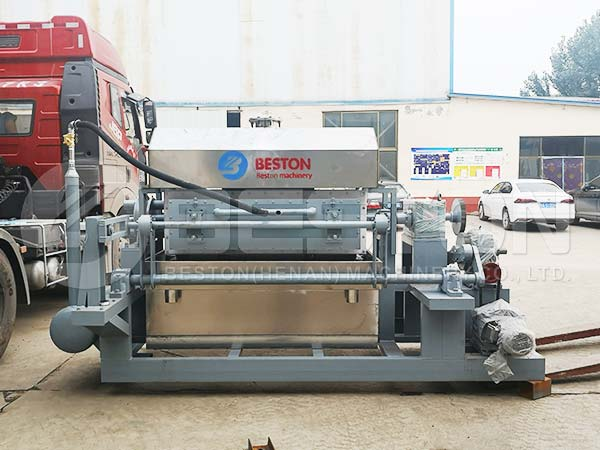 Egg Tray Making Machine to Indonesia