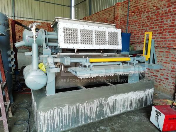 2500pcs Pulp Moulding Machine