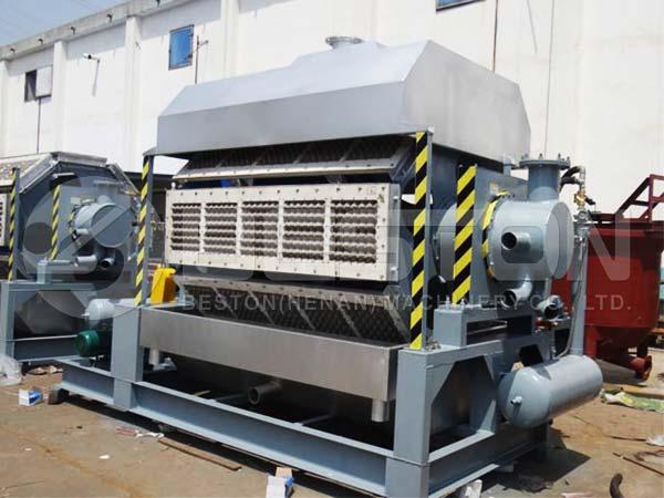 4000-5000pcs Pulp Moulding Machine