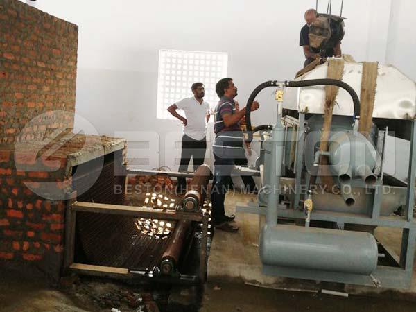 Installing in India