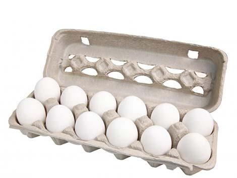 12 holes Egg Carton