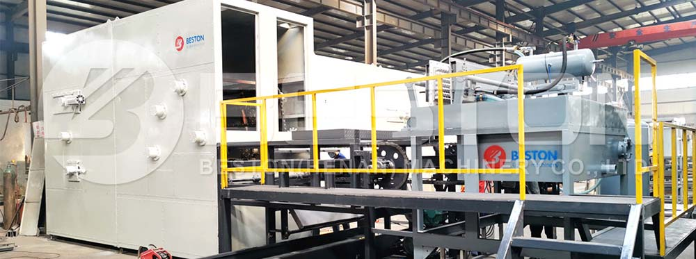 6 Layer Metal Drying Line In Philippines