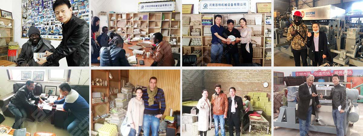 Customers of Beston Group Company