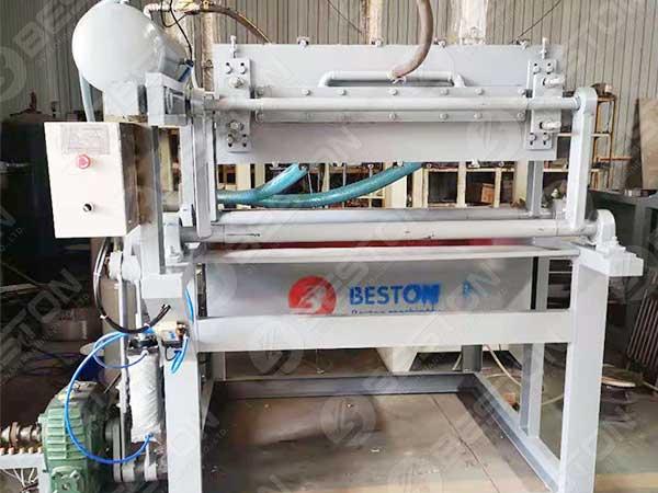 Egg Carton Machine to Zambia